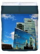 Chicago Reflection  Duvet Cover