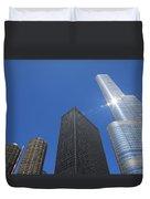 Chicago Skyscrapers  4 Duvet Cover