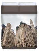 Chicago Towers Duvet Cover