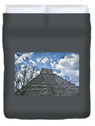 Chichen Itza 5 Duvet Cover