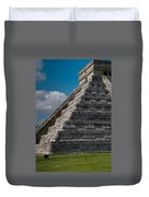 Chichen Itza Duvet Cover