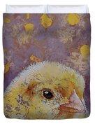 Chick Duvet Cover