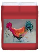 Chicken 3 Duvet Cover