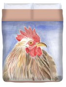 Chicken Duvet Cover