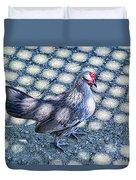 Chicken Duvet Cover