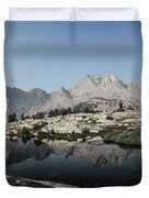 Chief Lake Duvet Cover