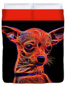 Chihuahua Dog Duvet Cover