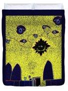 Child Art Duvet Cover