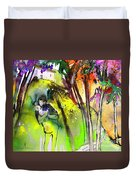 Child Kidnapping In Garrucha Part 2 Duvet Cover