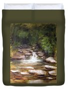Cooling Creek Duvet Cover