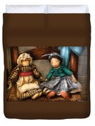 Children - Toys -  Dolls Americana  Duvet Cover