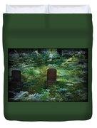 Children Of The Grave Duvet Cover