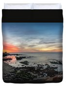 Children's Pool At La Jolla Cove  Duvet Cover