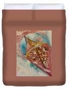 Childrens Top Duvet Cover by Gregory Dallum