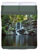 Child's Park Waterfall 2 Duvet Cover