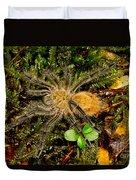 Chilean Tarantula Duvet Cover