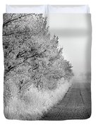 Chill In The Air Duvet Cover