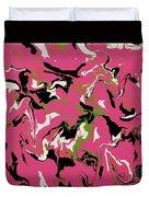 Chimerical Hallucination - Vhfk100 Duvet Cover