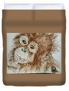 Chimp Duvet Cover