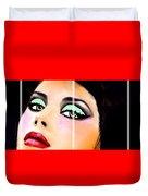 China Art Beautiful Lady Carmen Sander  Duvet Cover
