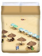 China Beach Da Nang Duvet Cover
