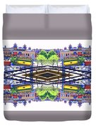 Chinatown Chicago 3 Duvet Cover