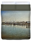 Chincoteague Bay Duvet Cover