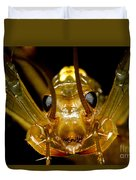 Chinese Cave House Centipede Duvet Cover