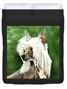 Chinese Crested Duvet Cover