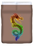 Chinese Dragon Duvet Cover
