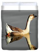 Chinese Goose Duvet Cover