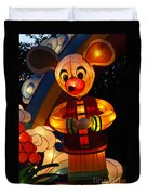 Chinese Lantern Festival British Columbia Canada 7 Duvet Cover