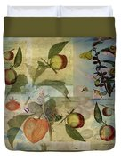 Chinese Lantern Surrounded Duvet Cover