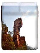 Chiricahua Mountaintop 006 Duvet Cover