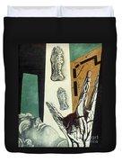 Chirico: Arch, 1914 Duvet Cover