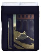 Chirico: Melancolie, 1914 Duvet Cover