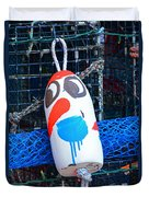 Chistmas Buoy Decoration 657 Duvet Cover