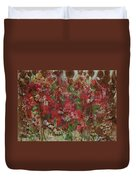 Chocolate Dreams Duvet Cover