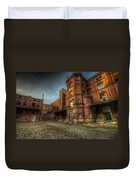Chocolate Factory Duvet Cover