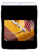 Chris Craft Custom Duvet Cover