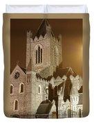 Christ Church Dublin Ireland Duvet Cover
