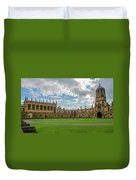 Christ Church Tom Quad Duvet Cover