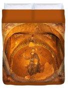 Christ Mosaic Duvet Cover