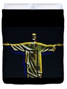 Christ The Redeemer - Rio Duvet Cover