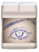 Christian Eye Duvet Cover