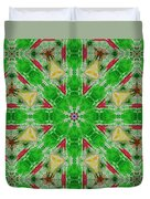 Christmas Bells Duvet Cover