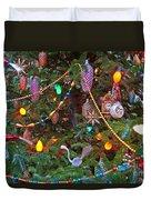 Christmas Bling #2 Duvet Cover