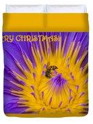 Christmas Card 2 Duvet Cover