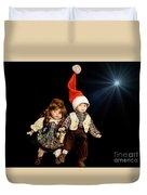 Christmas Card 2017 - 1 Duvet Cover