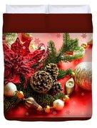 Christmas Cheer Duvet Cover